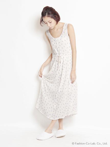 リトルフラワータンクドレス