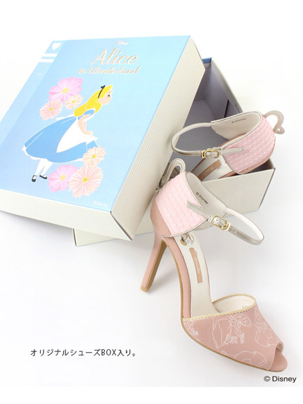 ●Disney Alice in Wonderland●Tea cup pumps