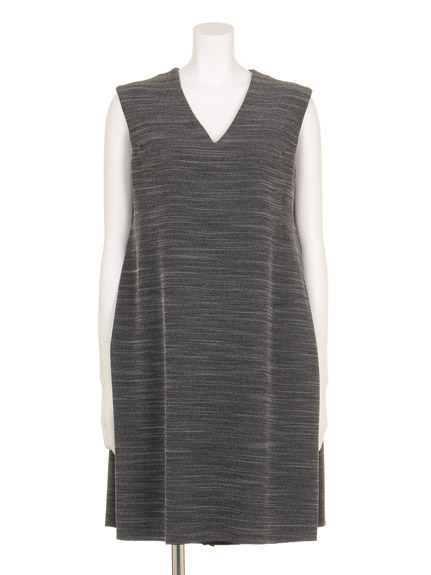 【GREED】MARBLE DOUBLE CLOTH Dress