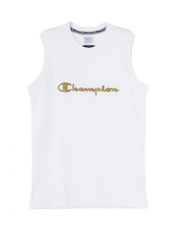 EMODA×Champion BOX タンクトップ