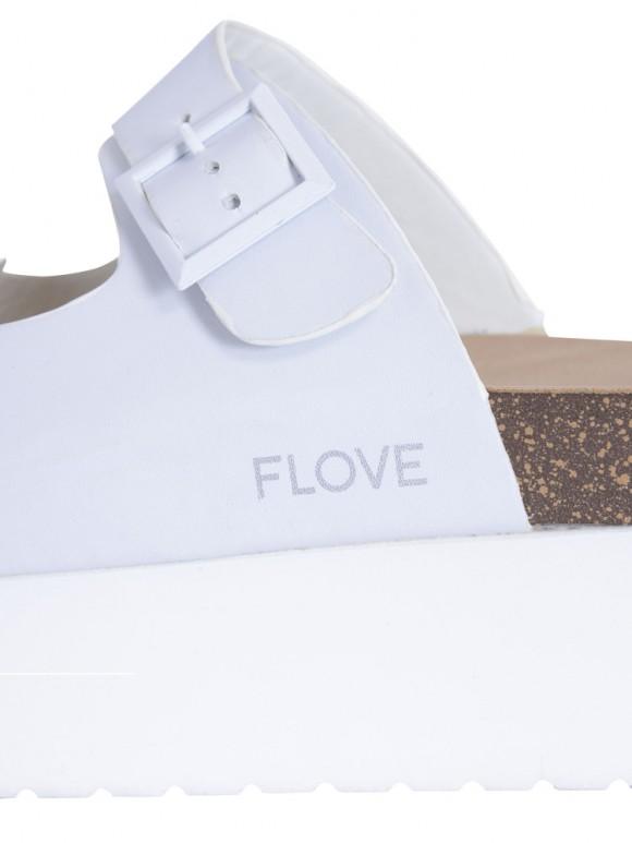 FLOVEのプラットフォームサンダル