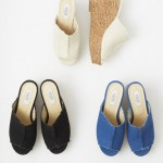 JUTE WEDGE SHOES