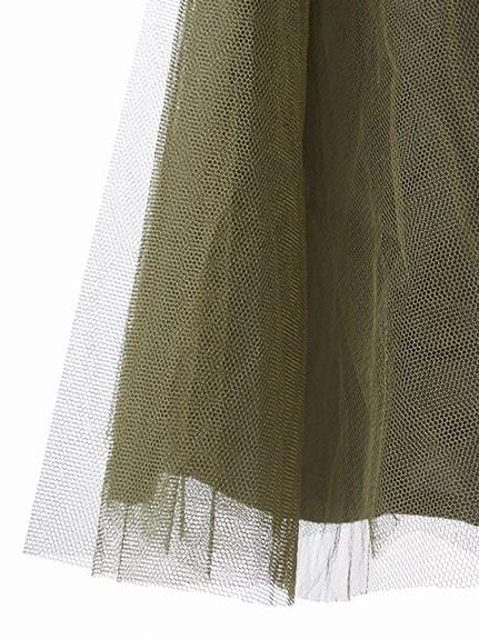 シュープリームララ フレアボリュームスカート