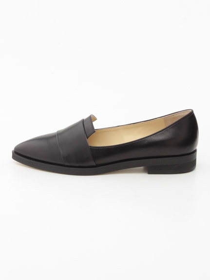 グリード COMBINATION FLAT SHOES