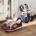 NewBalance×earth千鳥スニーカー