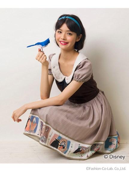 シークレットハニー アイムウィッシングワンピース(白雪姫ver)