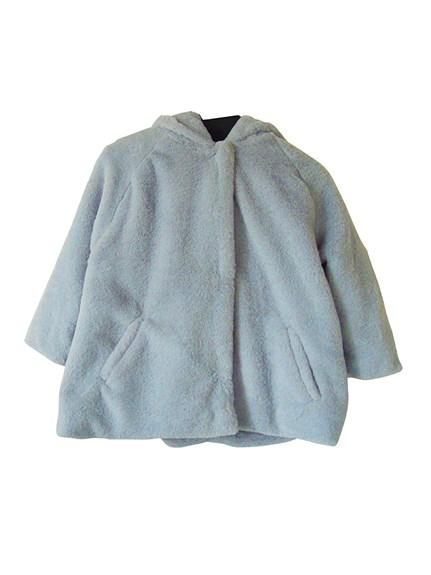 ハニーミーハニー rabbit fur coat