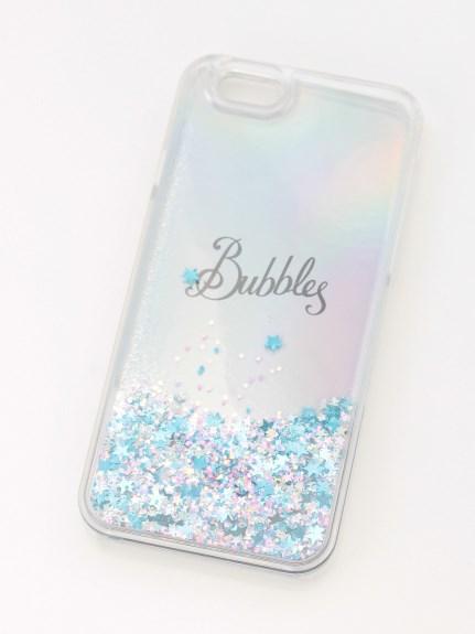 バブルス  キラキラモバイルケース