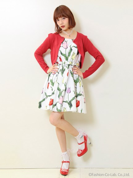 MILK (ミルク)  チューリーロマンス dress
