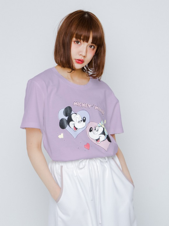 merry jenny MICKEY&MINNIE Tシャツ3