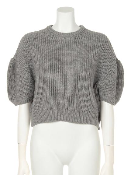 グリード CASHMERE LILY Short Sweater