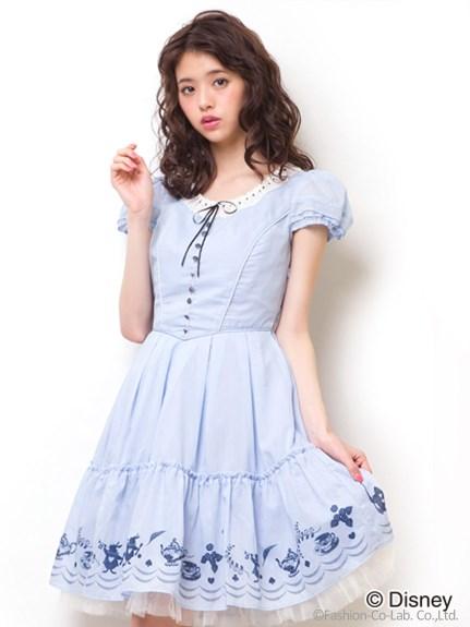 シークレットハニー ワンダーランドワンピース(Alice in Wonderland ver.)