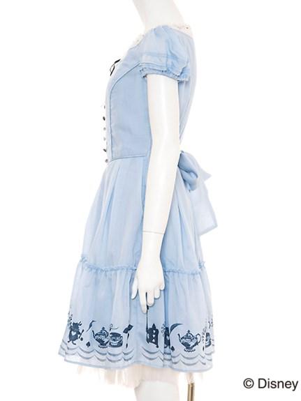シークレットハニー ワンダーランドワンピース(Alice in Wonderland ver.)3