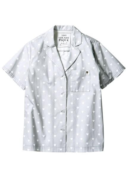 ジェラートピケ ハートシャツ3