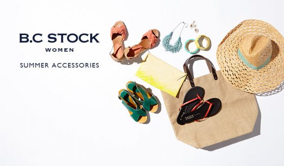 B.C STOCK WOMEN SUMMER ACCESSORIES