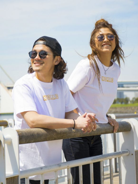 FLOVE NOMAD Tシャツ