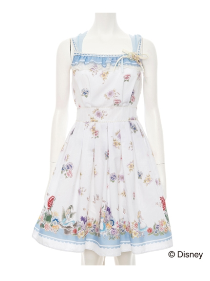 シークレットハニー ゴールデンアフタヌーンワンピース(Alice in Wonderland ver.)2