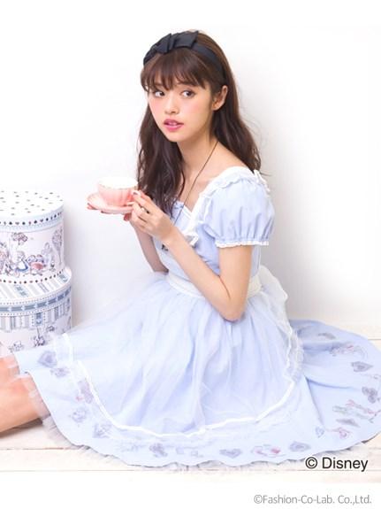 シークレットハニー ティータイムワンピース(Alice in Wonderland ver.)2
