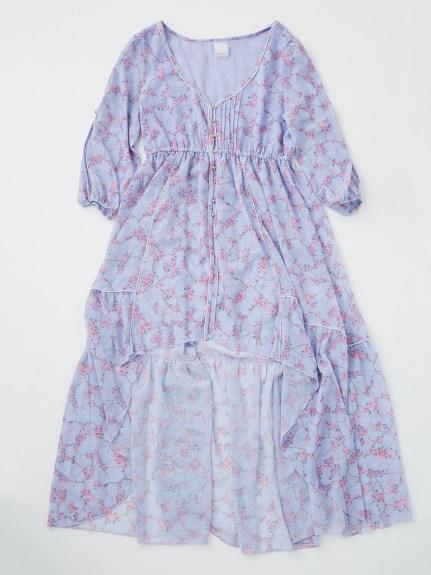 ロザリームーン デザートフラワーローブドレス3