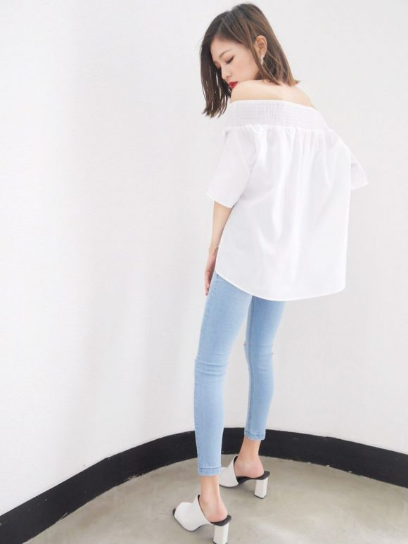 EMODA HALF OFF SHOULDER トップ3