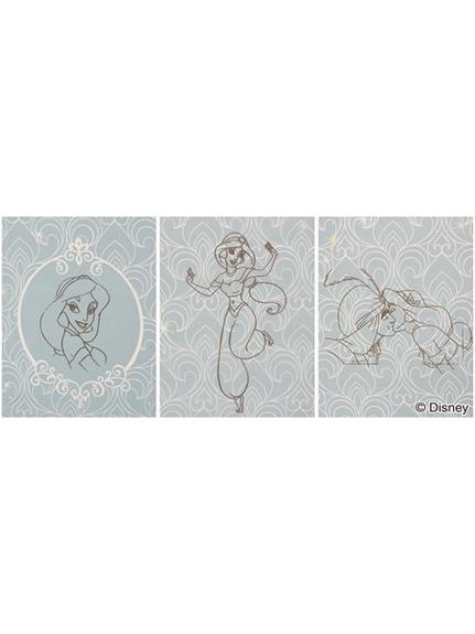 シークレットハニー  スケッチアートワンピース(アラジンver.)3