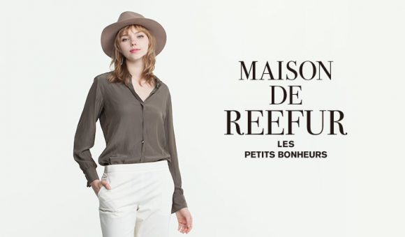 MAISON DE REEFUR (メゾン ド リーファー)