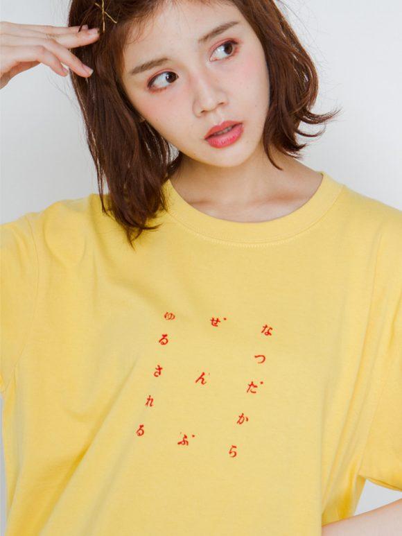merry jenny×パントビスコ  乙女に捧げるレクイエムTシャツ2