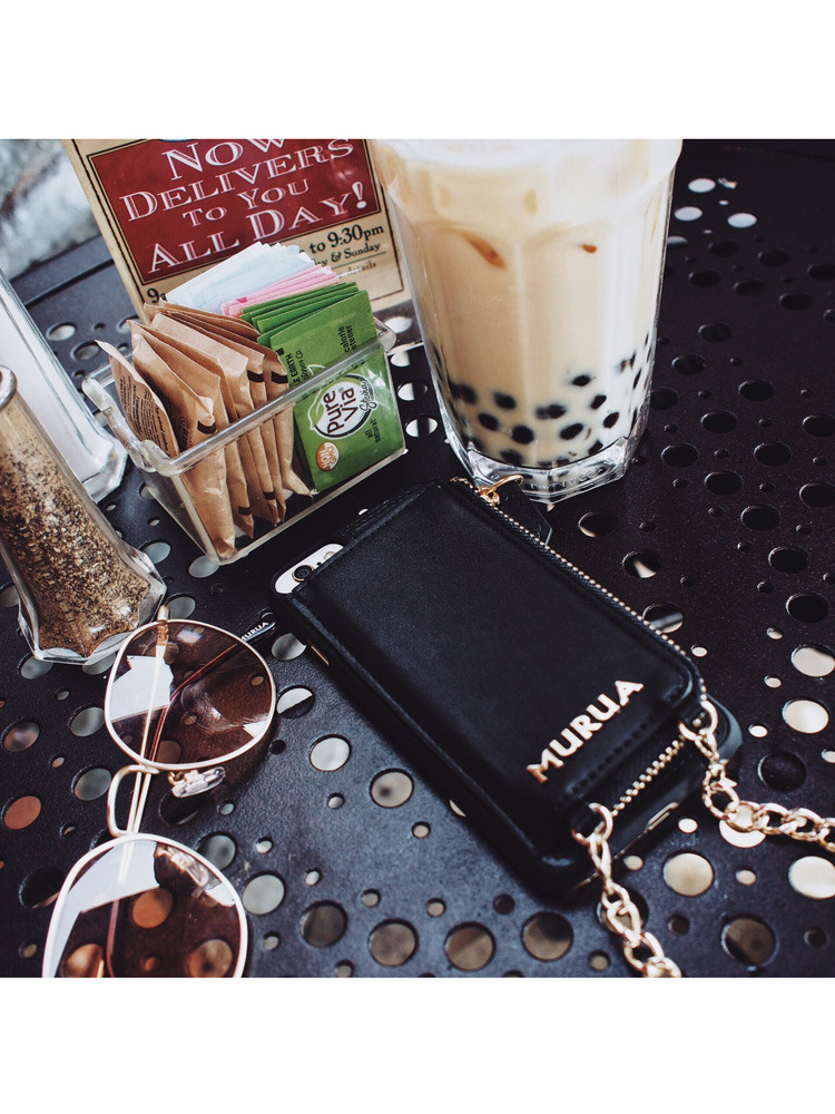 ≪WEB限定商品≫【GOODS】コインケース付iphone62