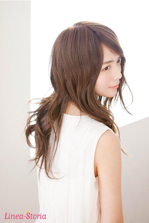 トップカバーnatural前髪ロング3