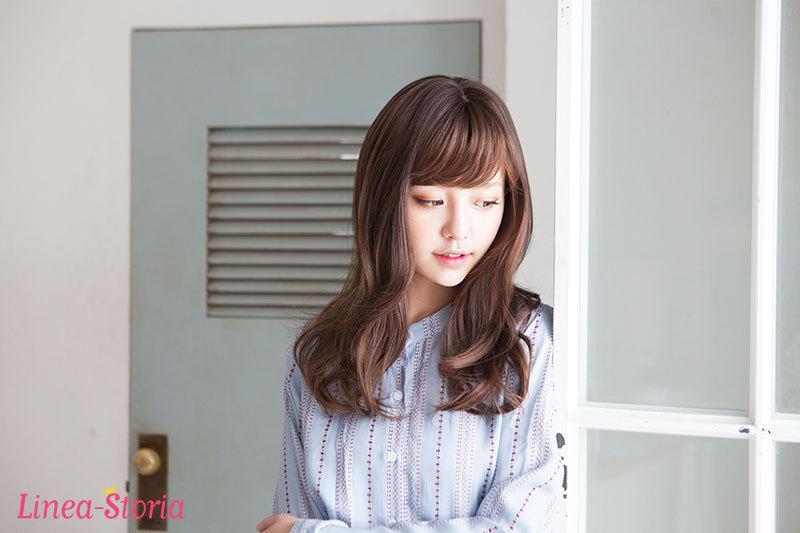 フルウィッグ「恋するXOXOミディ」2