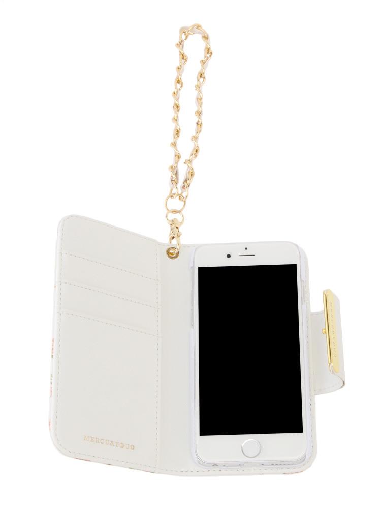 MERCURYDUO メラニーフラワーiPhoneケース2